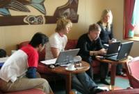 Gruppearbeid på SVALEX