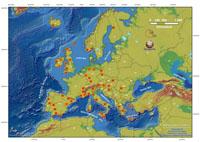 Europeiske geoparkar